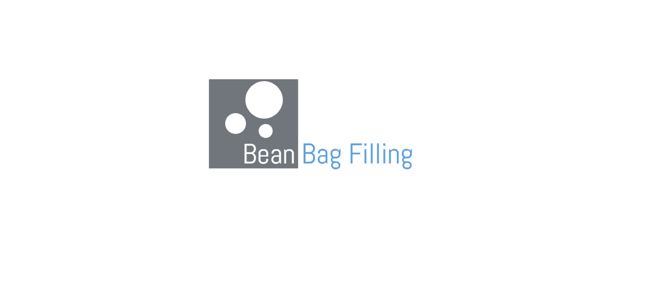 Bean bag filling